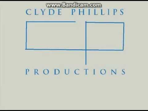 Clyde Phillips Productions 1990 Logo Remake