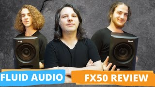 Fluid Audio Fx50 Monitor Review