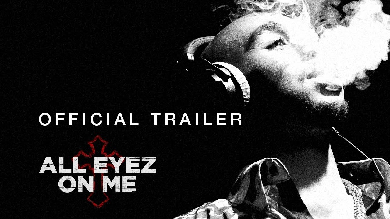 Download All Eyez On Me - Official Trailer (2017) - Tupac Shakur Movie