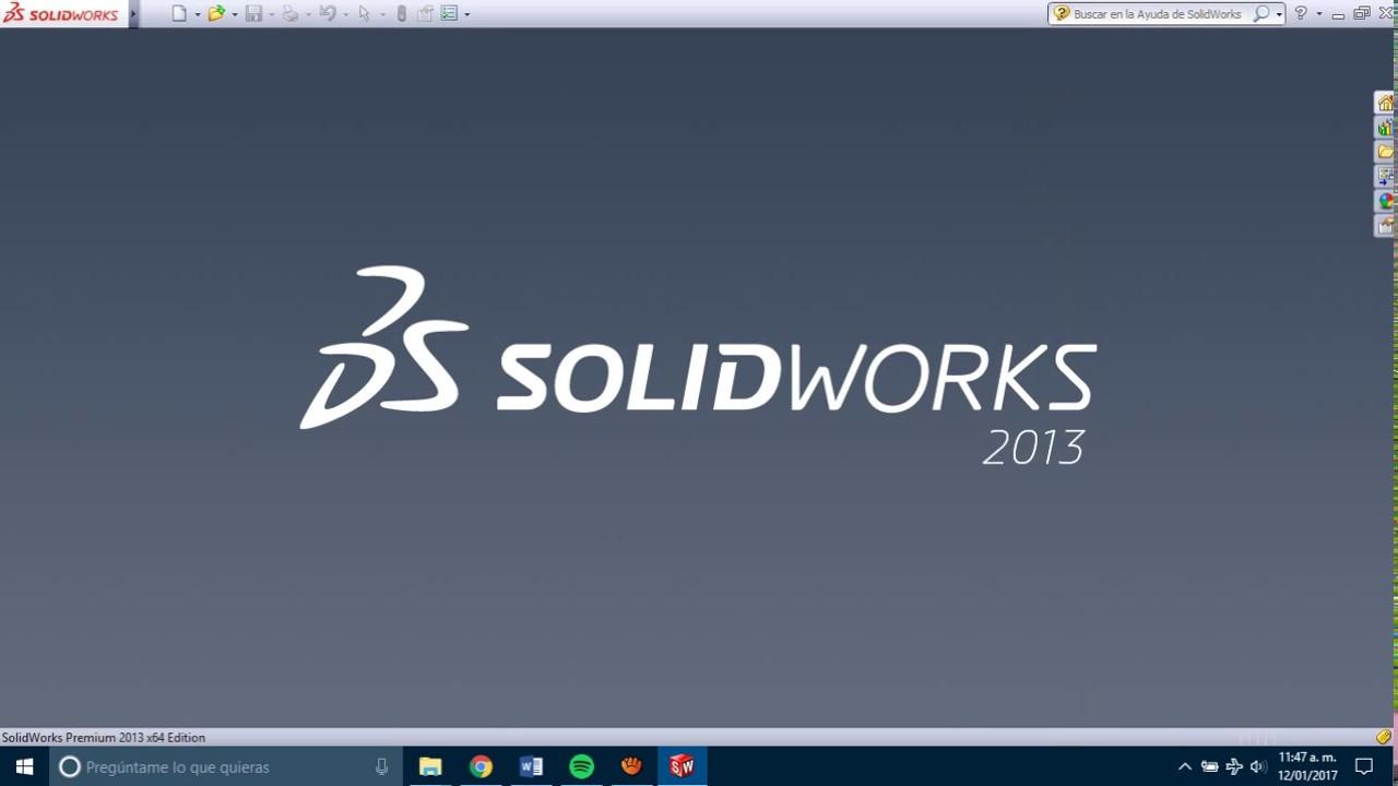 Solidworks 2013 premium sale