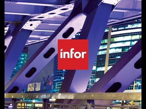 Infor VISUAL ERP Overview