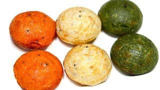 सूजी के टेस्टी अप्पे | Independence day special | Rava Appe | tricolour food recipe | Kabitaskitchen
