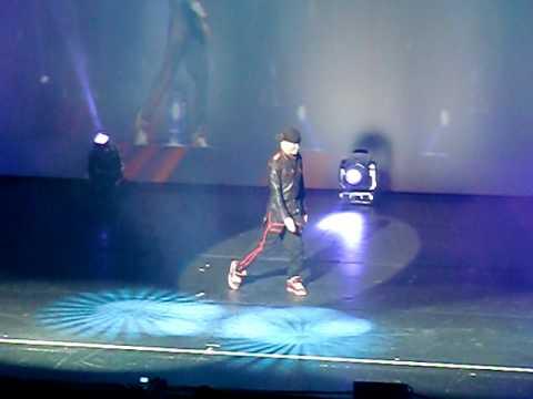 Tobias Mead Britains Got Talent tour 2010 Edinburgh Playhouse