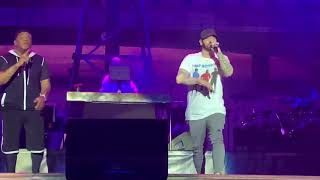 Eminem - Lucky You (Rapture 2019, Brisbane, Australia, 02/20/2019)