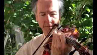Bernard Chevalier plays De Beriot Violin Concerto #9 op. 104 in A minor