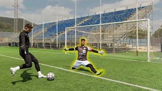 CHALLENGE TO THE BEST GOALKEEPER IN MY LEAGUE! (THIRD DIVISION)
