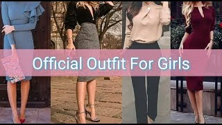 Official Outfit For Women | Dr…