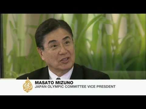 Japan's 'wonderful dream' for 2020 Olympics