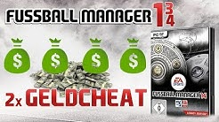 GELDCHEAT - TUTORIAL für Fussball Manager 13 & Fussball Manager 14