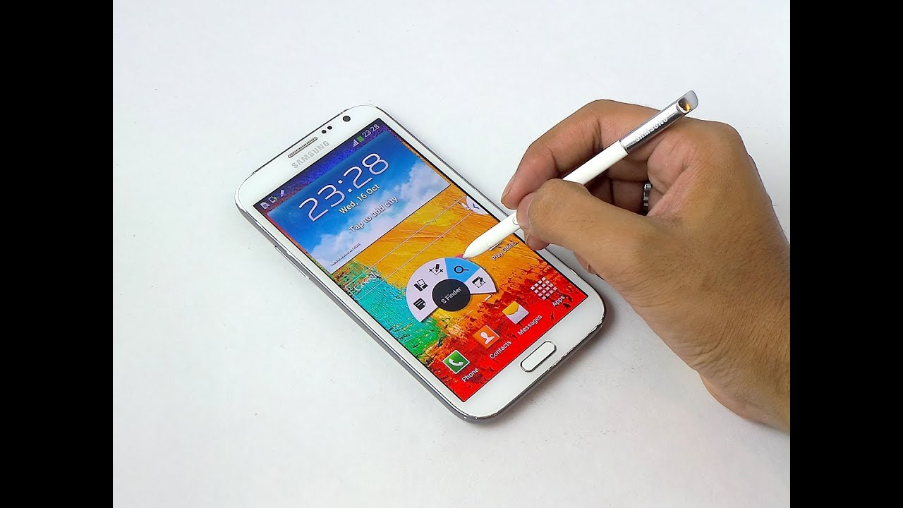 How to use scrapbook on note 3 - Galaxy Note 3 Features On Note 2 How To Install Air Command My Magazine More