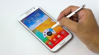Galaxy Note 3 Features On Note 2 - How to install (Air Command, My Magazine & More)
