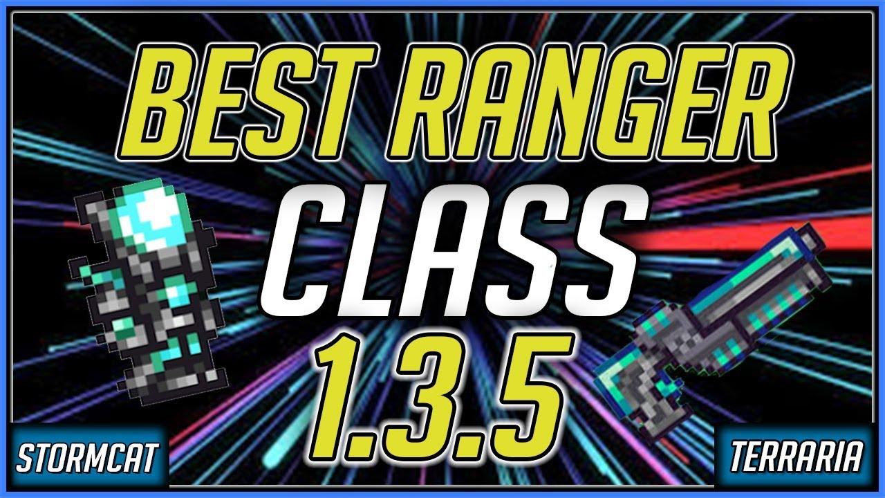 Terraria 1 3 Ultimate Ranger Loadout Terraria 1 3 5 Console Best