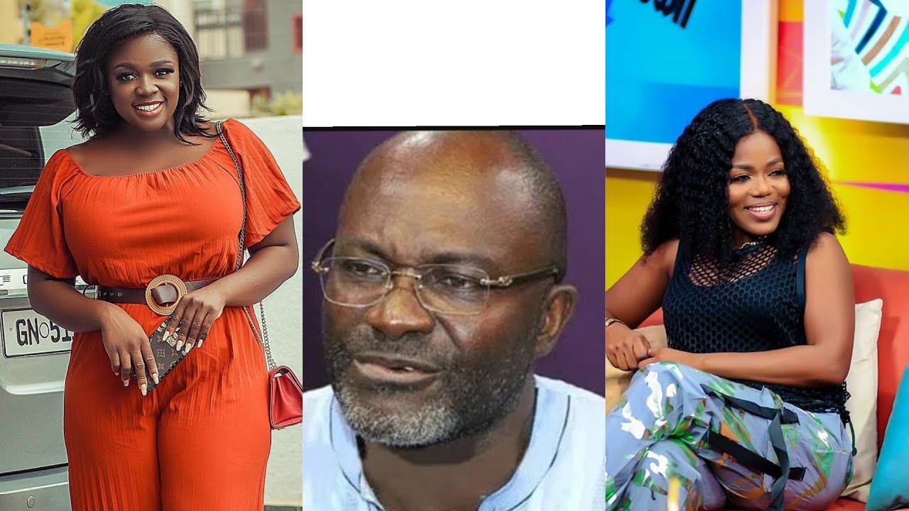 Kennedy Agyapong drops More Fillas on MzBel,Tracey Boakye + Prof Jane Naana Opoku