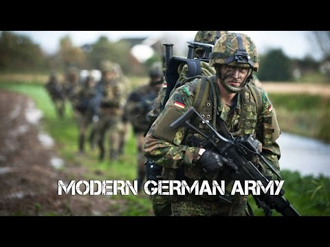 Modern German Army 2017
