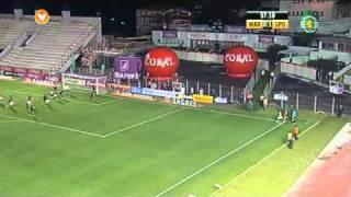 Marítimo 0-3 Sporting (17ª Jornada - Época 10/11)