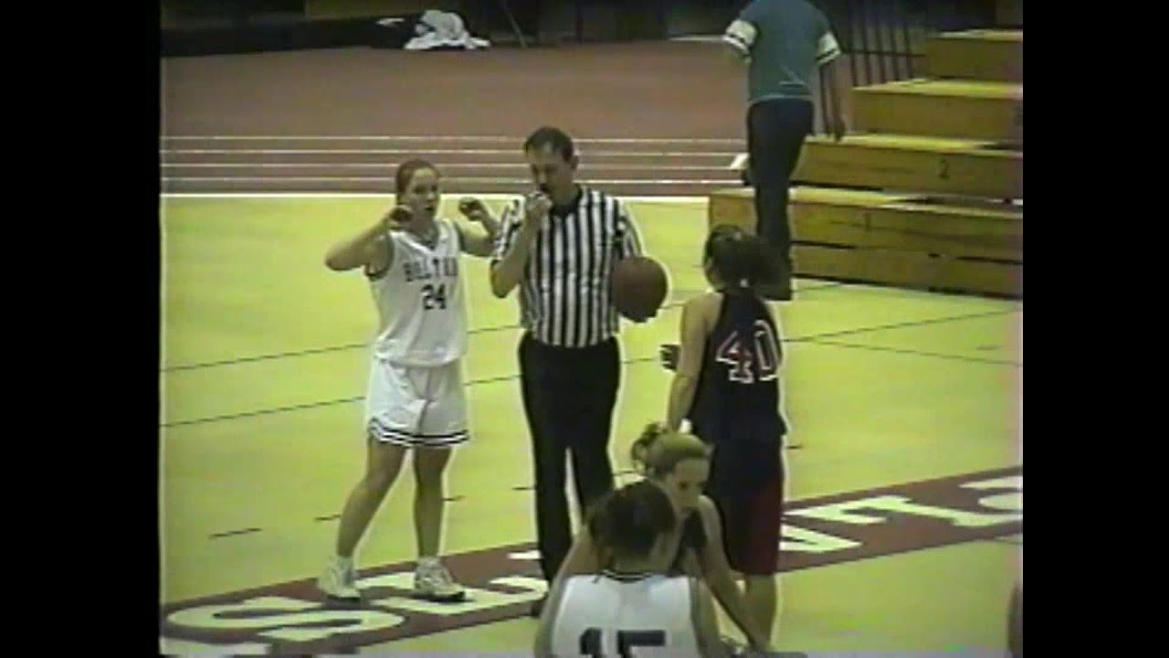 Westport - Bolton Girls D Final  2-28-03