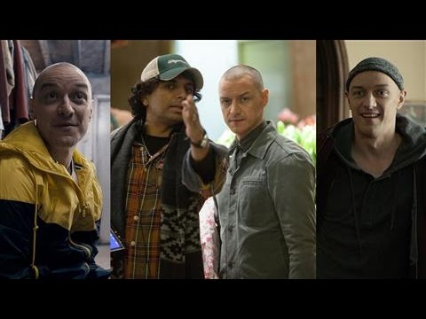 James McAvoy Takes On Multiple Personalities in Shyamalan's 'Split'