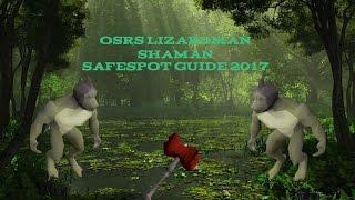 OSRS Lizardman Shaman Safespot Guide (NO Shayzien Favor)