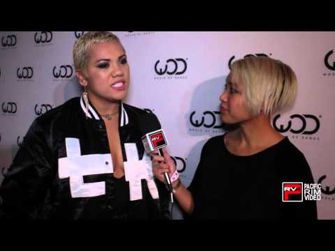 World of Dance Awards 2016 Winner Parris Goebel reveals what music video changed her life