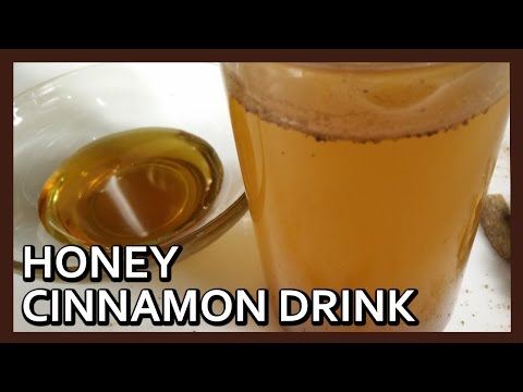 honey-cinnamon-drink-|-belly-fat-burn-water-|-easy-weight-loss-recipe-by-healthy-kadai