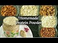Homemade Protein Powder   How to Make Protein Powder at Home