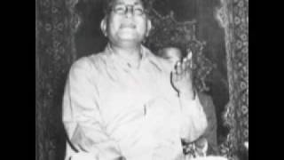 Raag Tilang, Ustad Barkat Ali Khan, Thumri