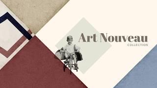 Art Nouveau - Equipe Cerámicas