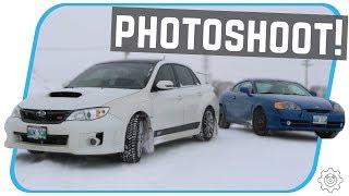 Winnipeg Car Photoshoot!