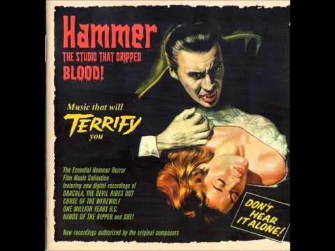 James Bernard -- Vampire Rhapsody