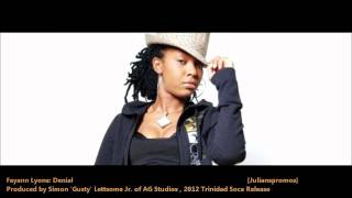 new fayann lyons denial 2012 socaleopard riddim prod by simon gusty lettsome virgin isl