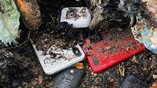 Restoration abandoned destroyed phone | Found a lot of broken phones in the rubbish
