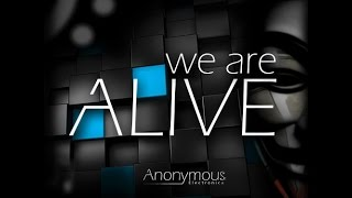 Anonymous Electronica - We Are Alive