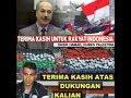 Haru!!Pelatih Timnas Palestina: Terimakasih Indonesia, Indonesia Adalah Rumah Kedua Bagi Kami