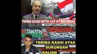 Download Video Haru!!Pelatih Timnas Palestina: terimakasih Indonesia, Indonesia adalah rumah kedua bagi kami MP3 3GP MP4