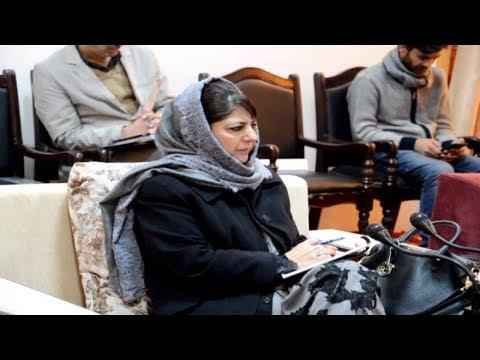 CM holds public durbar in Rajouri