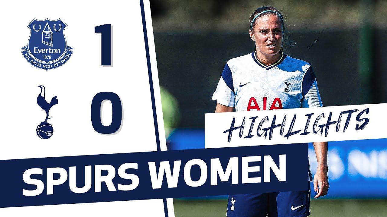 HIGHLIGHTS   EVERTON 1-0 SPURS WOMEN   FAWSL