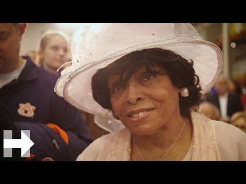 State Representative Betty Thompson voices her support for Hillary Clinton   Hillary Clinton