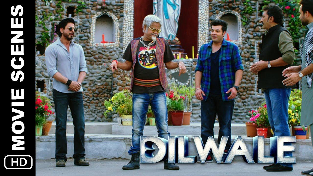 Itna Kharcha | Dilwale | Comedy Scene | Shah Rukh Khan, Varun Dhawan, Varun Sharma