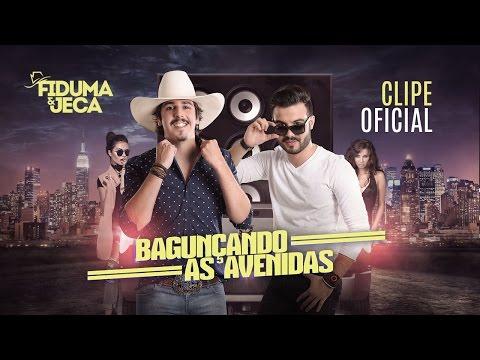 Fiduma e Jeca - Bagunçando as Avenidas (Clipe Oficial) 2017