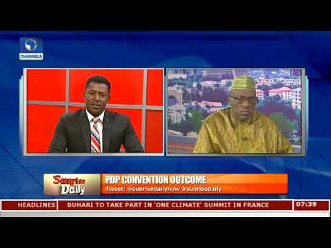 S.West Members Need Not Be Aggrieved,Result A Reflection PDP Members' Wish-- Markarfi Pt.2