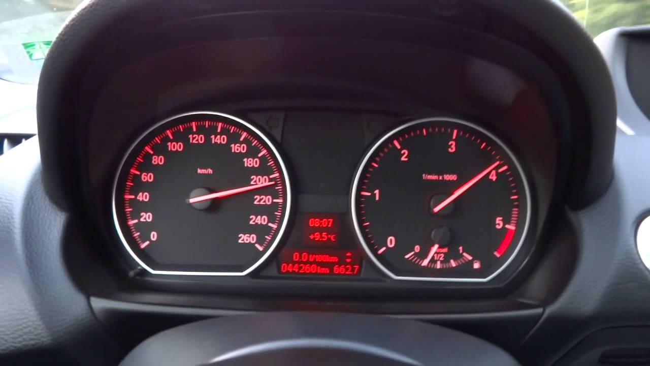 BMW Twin Turbo >> BMW 123d Beschleunigung acceleration Top Speed 250kmh - YouTube