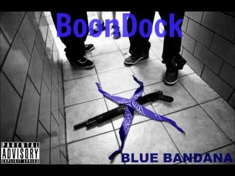 CRIPS ANTHEM. - Blue Bandana - Boondock