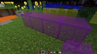 Kako napraviti staklo u boji u Minecraftu??? [Srpski Gameplay]