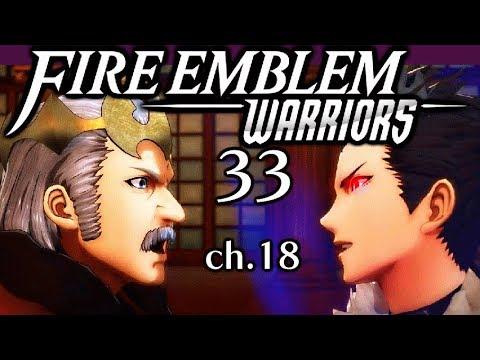 HE DEAD! Fire Emblem Warriors Gameplay Walkthrough Part 33