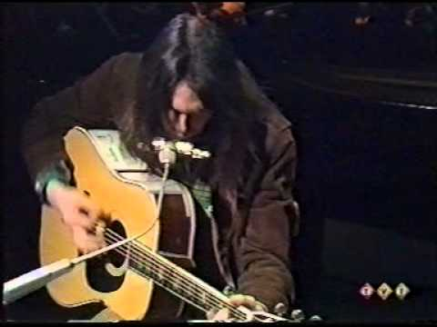 Neil Young - Heart Of Gold Old Grey Whistle Test 1971