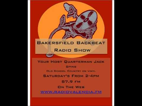Bakersfield Backbeat Radio Show 2013.1/19 On Air