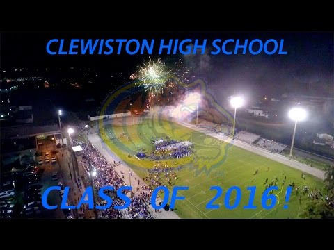 Clewiston High School's Class of 2016 Graduation!