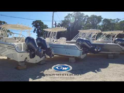 Comstock Grady-White Atlantic City Boat Show 2017