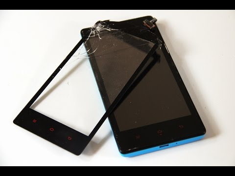 Xiaomi Redmi 1s Broken Touch Screen Replacement
