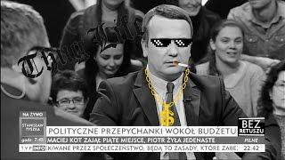 Stankiewicz WYPUNKTOWAŁ europosła PiS [THUG LIFE]
